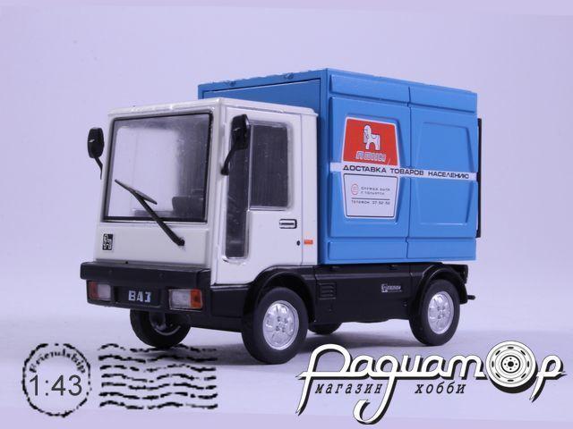 Автолегенды СССР №140, ВАЗ-2802 «Пони» (1984)