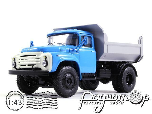 ЗиЛ-ММЗ-4502 самосвал (поздний) (1975) UM43-A003