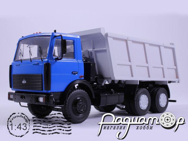 МАЗ-551603 самосвал (1994) SSM1168