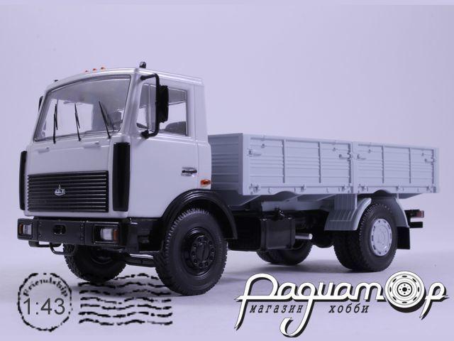 МАЗ-5337 бортовой (1991) SSM1175