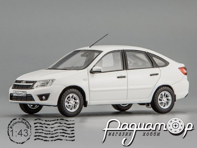 ВАЗ-2191 Lada Granta Liftback (2013) 221911
