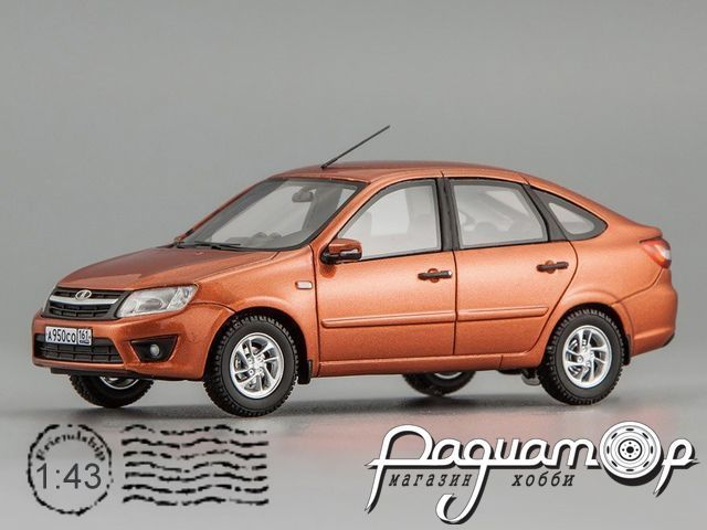 ВАЗ-2191 Lada Granta Liftback (2013) 221912