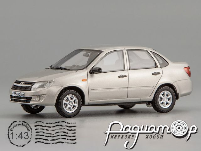 ВАЗ-2190 Lada Granta Sedan (2012) 221901
