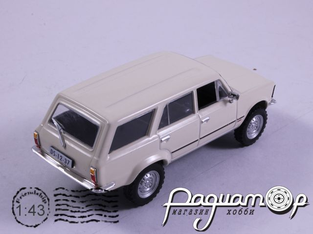 Retroautok №145, Fiat 125P 4x4 (1970)