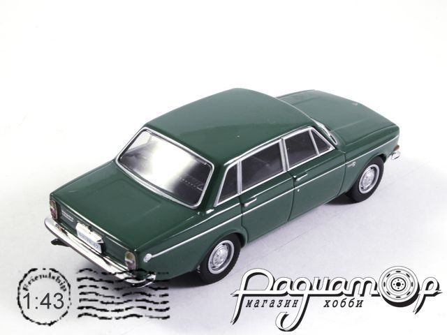 Retroautok №143, Volvo 144 (1967)