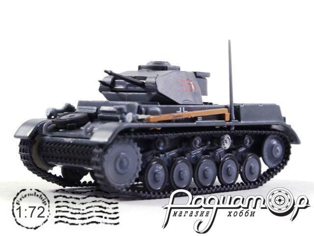 Танки мира №24, Panzerkampfwagen II (1941)