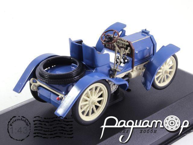 Mercedes Simplex 40Hp (1902) LL035 (Z)