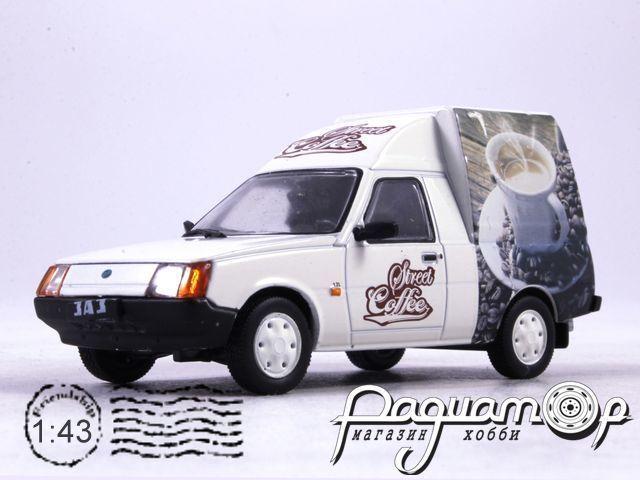 Автомобиль на службе №68 ЗАЗ-110550