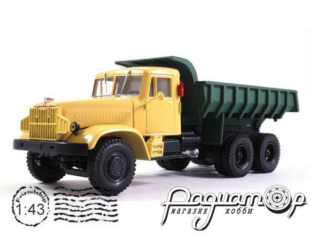 КрАЗ-256Б самосвал (1966) H771