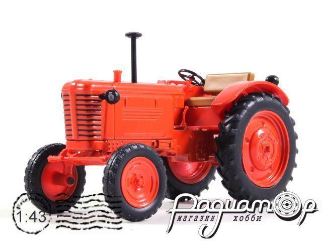 Тракторы №13, МТЗ-2 (1954) (I)