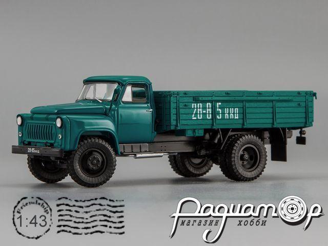 ГАЗ-53Ф бортовой (1963) 105302