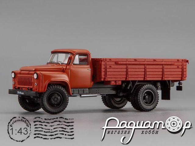 ГАЗ-53Ф бортовой (1963) 105301