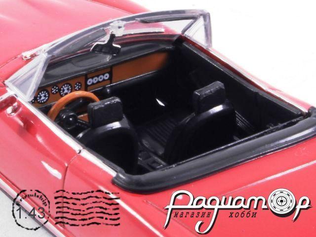 Fiat 124 Sport Spyder (1967) LS16