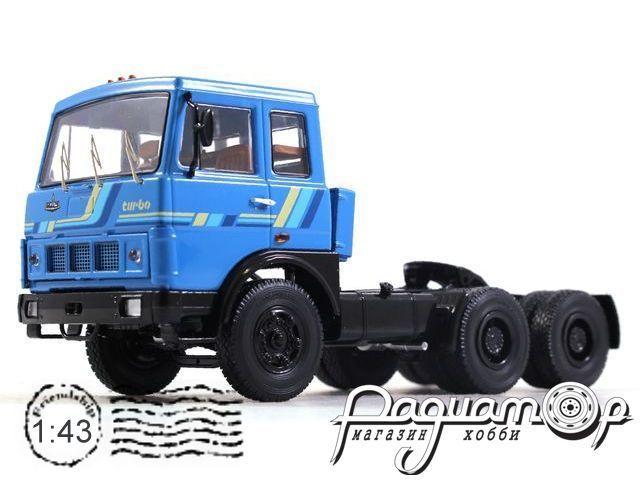 МАЗ-6422 седельный тягач (1986) SSM1172