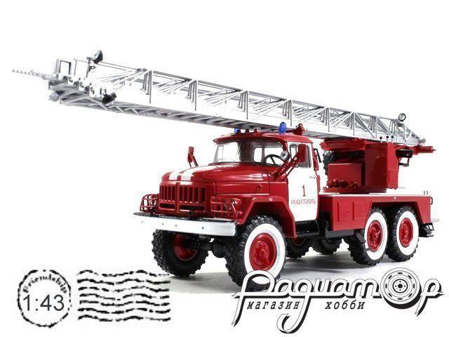 АЛ-30 (131) пожарная автолестница, Севастополь (1970) SSM1161