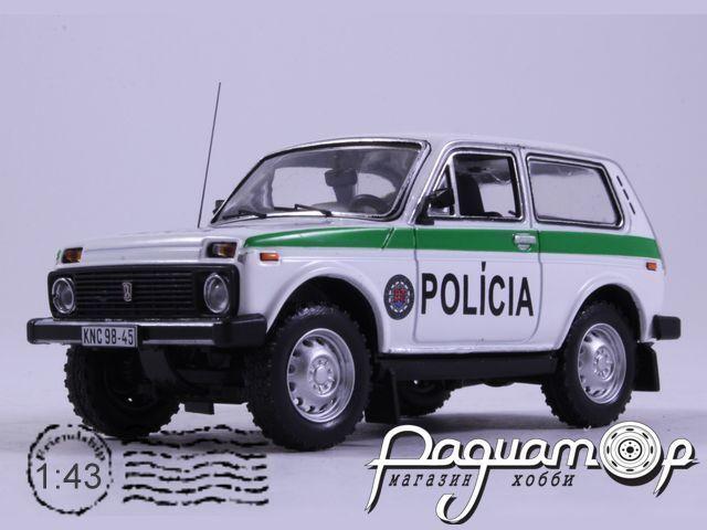 ВАЗ-2121 Lada Niva 4X4