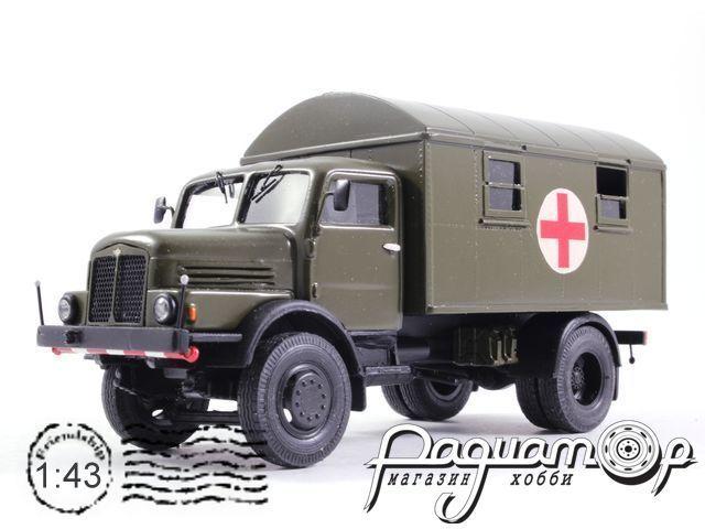 IFA S4000 санитарная (1958) 584020
