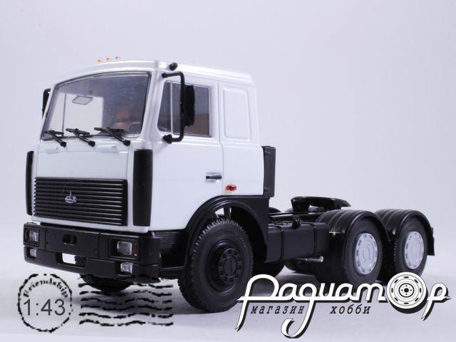 МАЗ-6422 седельный тягач (1989) 100572-W