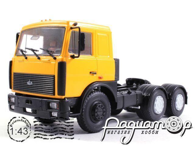 МАЗ-6422 седельный тягач (1989) 100565-Y