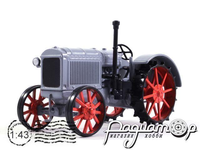 Тракторы №14, СХТЗ-15/30 (1930) (I) 2046