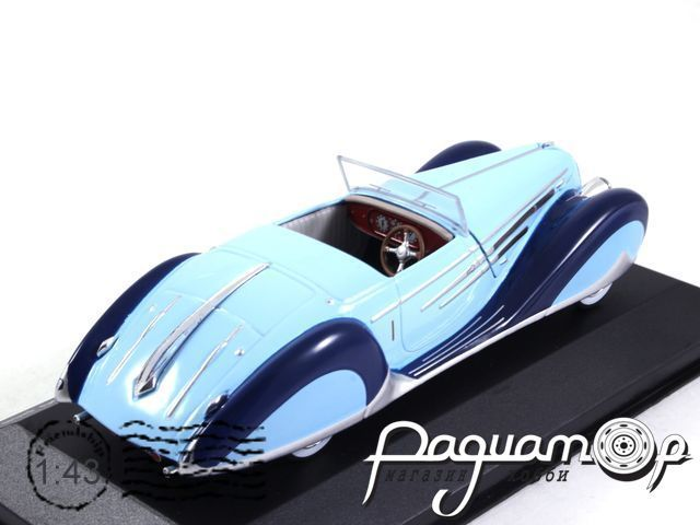 Delahaye 165 V12 (1938) WB097