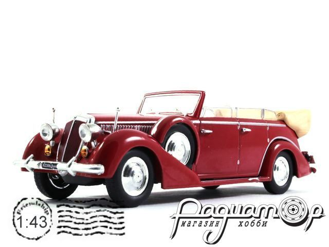 Lancia Astura IV Serie Ministeriale (1938) 570114