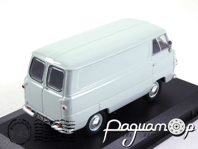 Ford Thames 400E Van (1960) FDE010