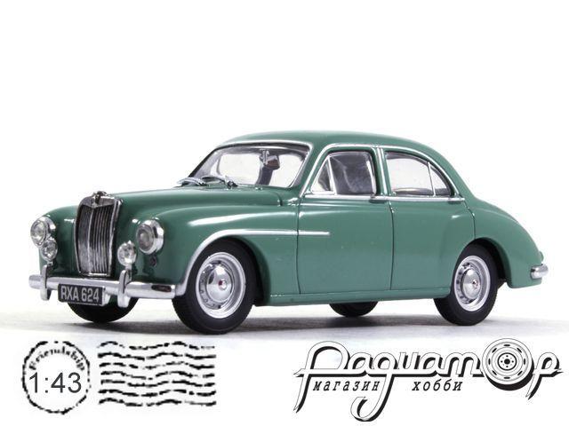 MG ZA Island Green (1953) MGZ007