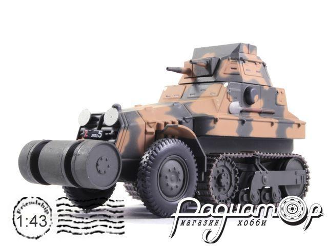 AMC Schneider P16 (M29) 1er GRDI Mettet Belgium (1940) EX05 (I) 0812
