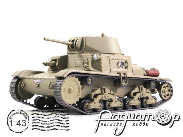 M13/40 132 Divisione Corazzata