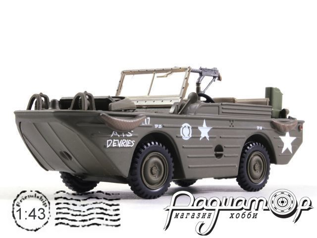 Ford GPA US Army Тунис (1943) EX33