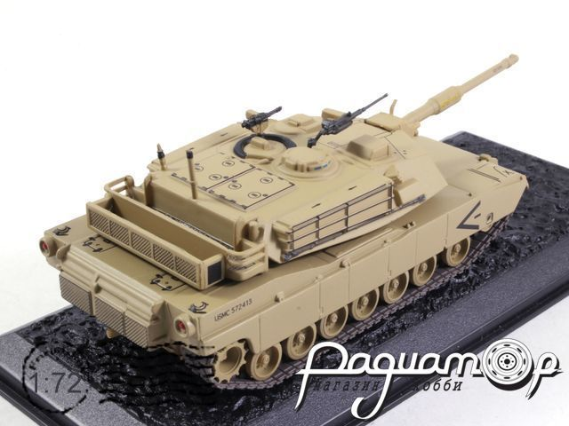 M1A1HA Abrams 1 USMC Tank Battalion Iraq (2003) AM06