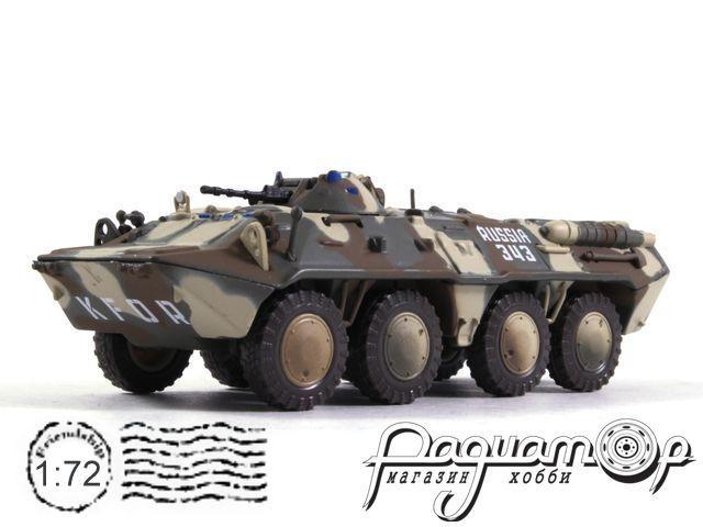 БТР-80 ВДВ России Приштина Сербия (98 Airbone Division KFOR) (1999) EA031