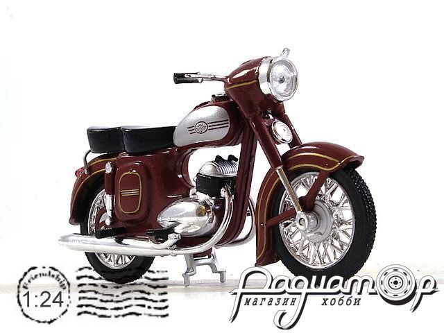 Мотоцикл Jawa 350 «Kyvacka» (type 354/04) (1960) 7168104