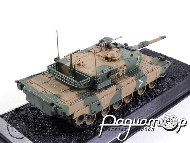 Танки мира №39, Type 90, Япония (1977)