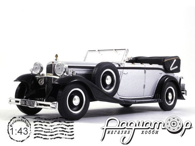 Maybach Zepelin V12 DS8 (1930) AL05 (Z)