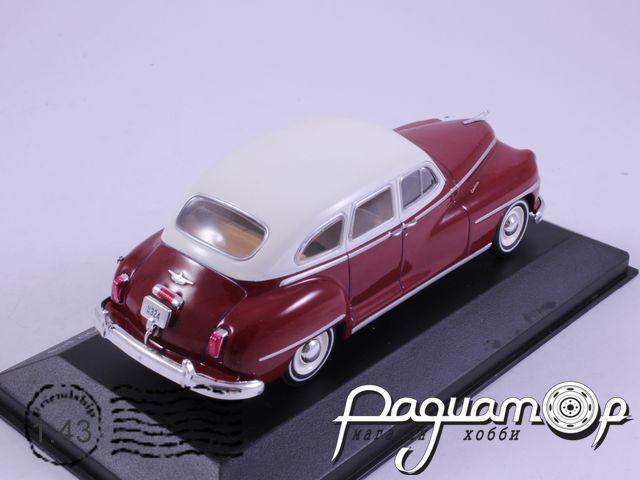 Desoto 6 Suburban (1946) WB098