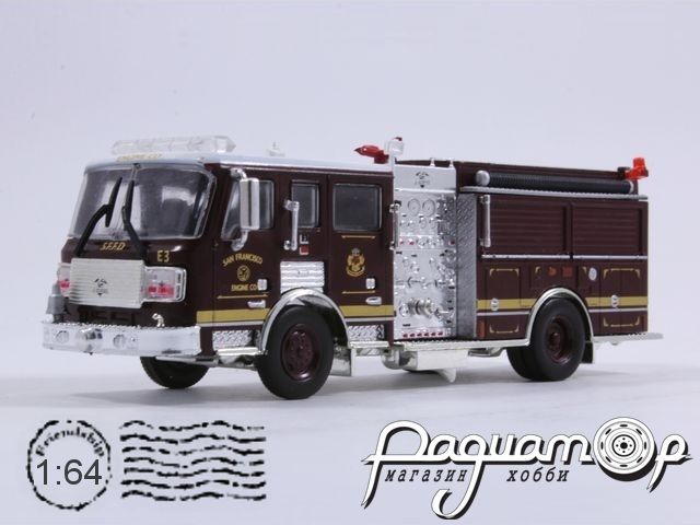 Alf Eagle Pumper USA пожарная (2006) HG06 (D)*