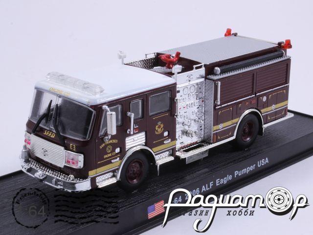 Alf Eagle Pumper USA пожарная (2006) HG06 (D)*