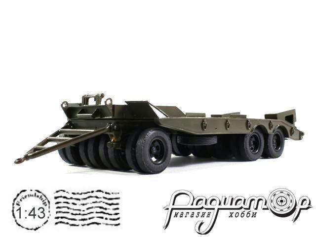 Прицеп-тяжеловоз ЧМЗАП-5208 (1950) TR07-M
