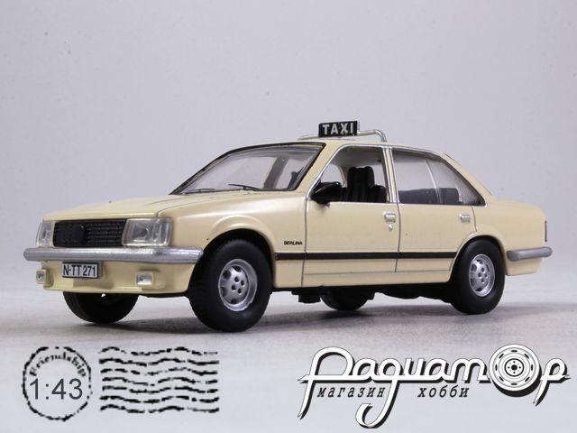 Opel Rekord E Taxi Nuremberg (1980) TSG24