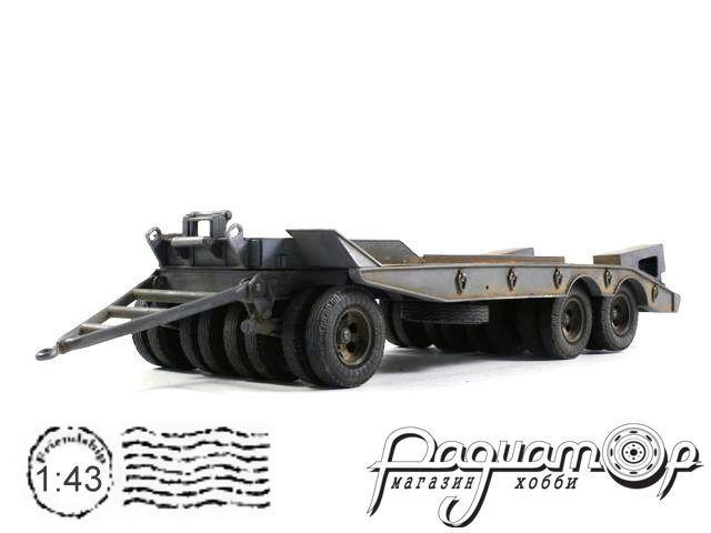 Прицеп-тяжеловоз ЧМЗАП-5208 (1950) TR07-G