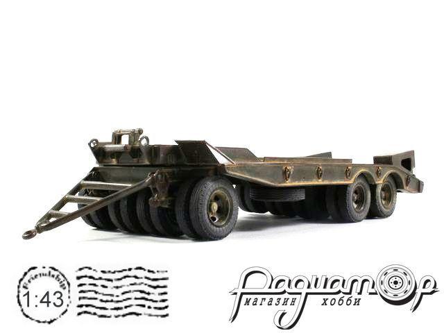 Прицеп-тяжеловоз ЧМЗАП-5208 (1950) TR07-Z