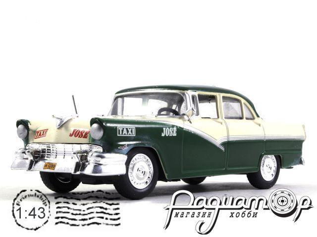 Ford Fairlane Taxi Havana (1955) TSG10