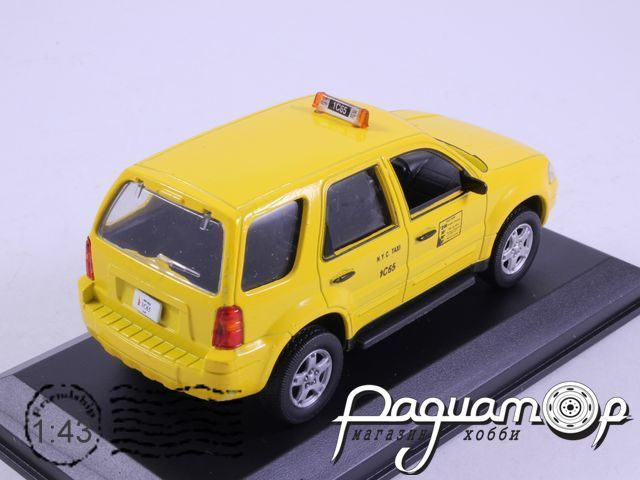 Ford Escape Hybrid Taxi New York (2005) TSG08