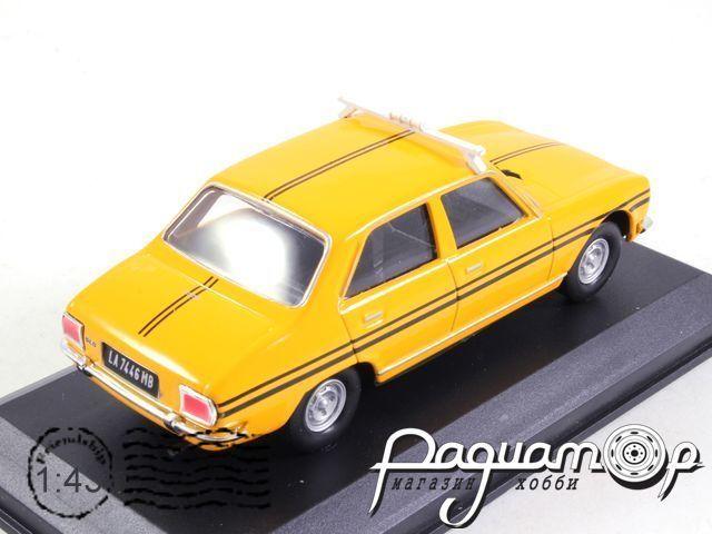 Peugeot 504 Taxi Lagos (1977) TSG13