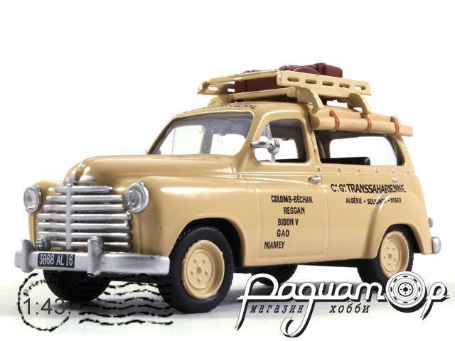 Renault Colorale Taxi Algiers (1950) TS24