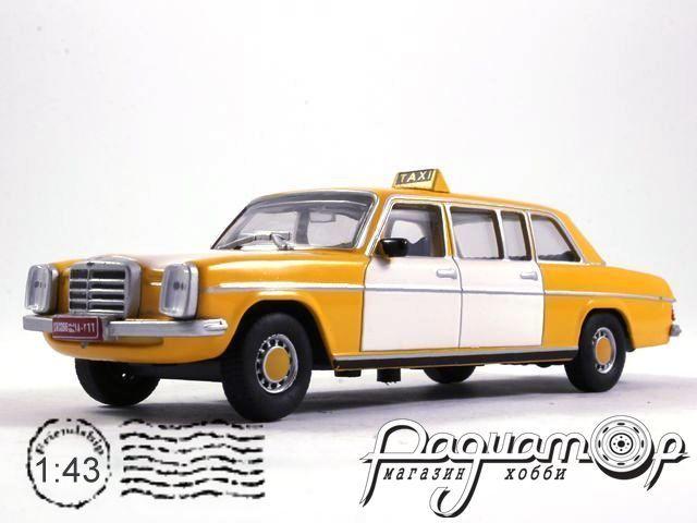 Mercedes 240D Taxi Beirut (1973) TS27