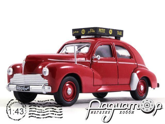 Peugeot 203 Taxi Casablanca (1960) TSG05