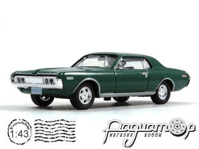 Mercury Cougar (1967) LA24